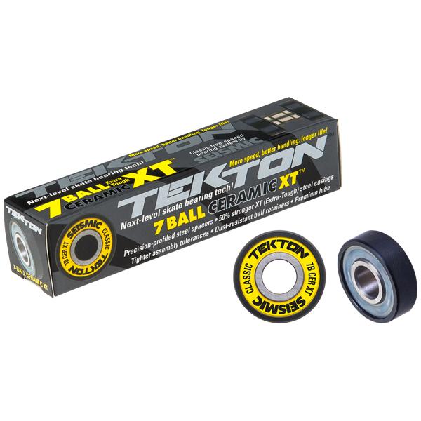 Tekton™ 7-Ball XT™ Ceramic Bearings