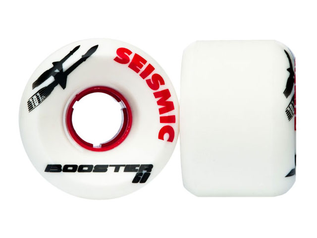 Seismic 60mm Booster 101A Red