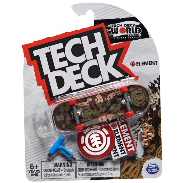 Tech Deck 96mm Fingerboard Element