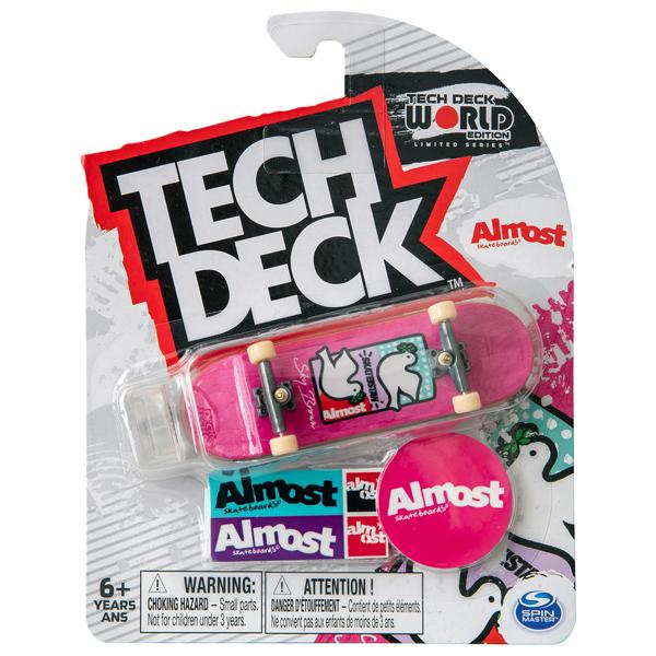 Tech Deck 96mm Fingerboard Almost