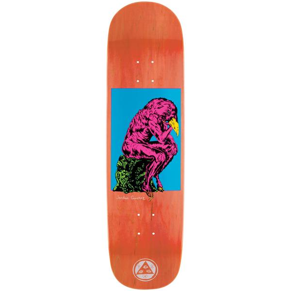 Welcome 8.75 Sanchez Crinker on Nibiru Skateboard