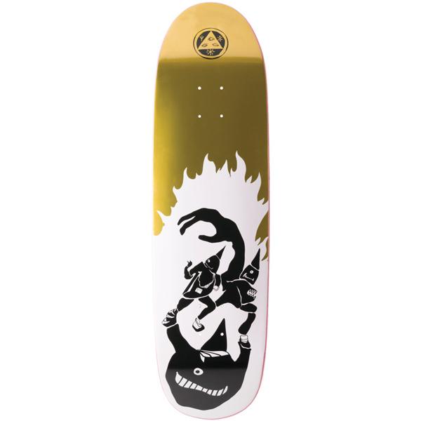 Welcome 8.8 Creepers on Atheme Skateboard