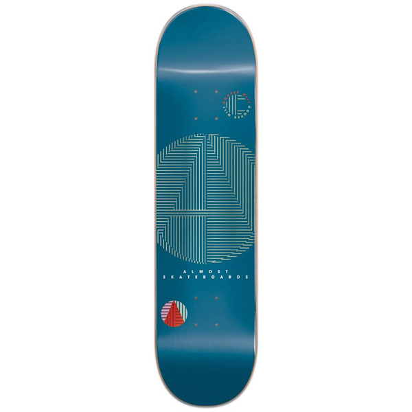 Almost 8.25 Cooper A+ R7 Skateboard