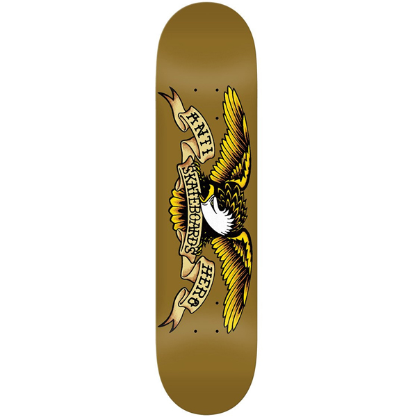 Antihero 8.06 Classic Eagle Skateboard