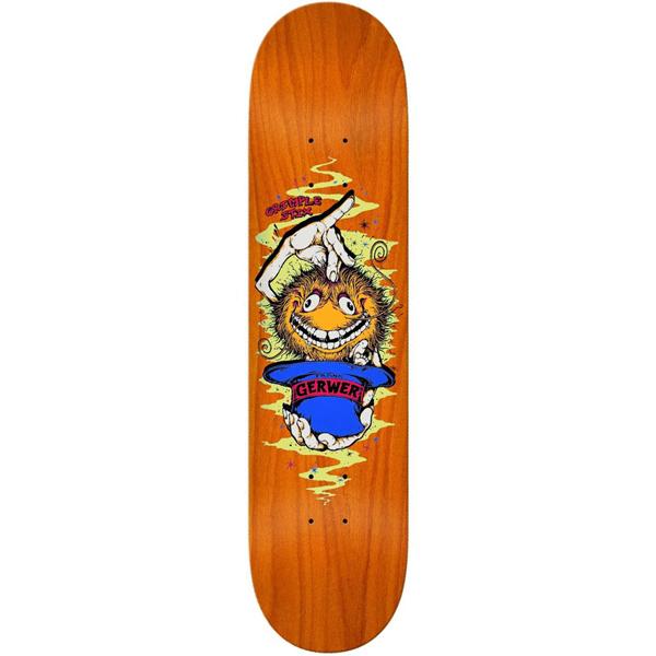 Antihero 8.25 Gerwer Grimple Stix skateboard