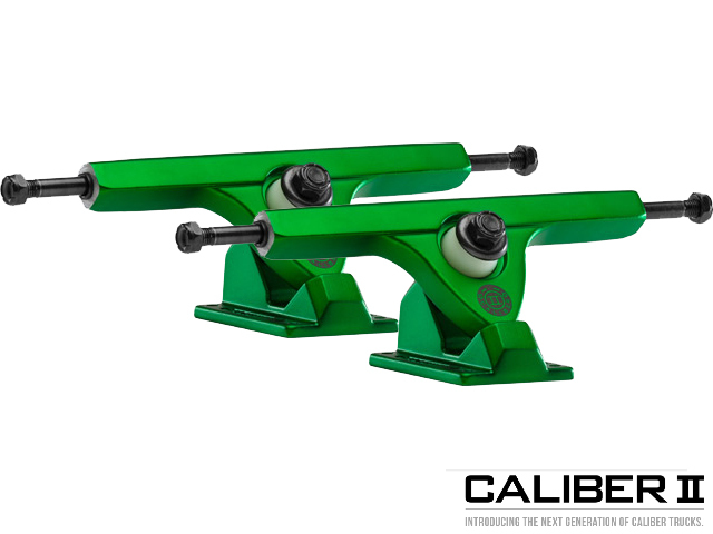 Caliber II trucks 184mm 50° James Kelly