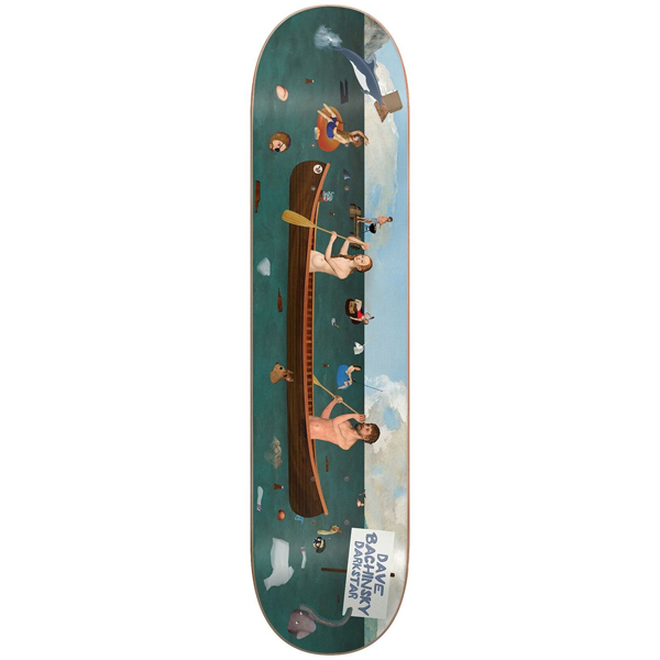Darkstar 8.0 Scorpion Dagger R7 Skateboard