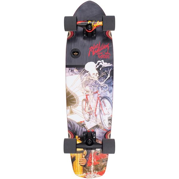 "Dusters 31"" Bad Oyster Cruiser Skateboard"