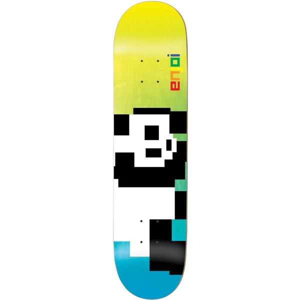 Enjoi 8.0 8-Bit Panda R7 Skateboard