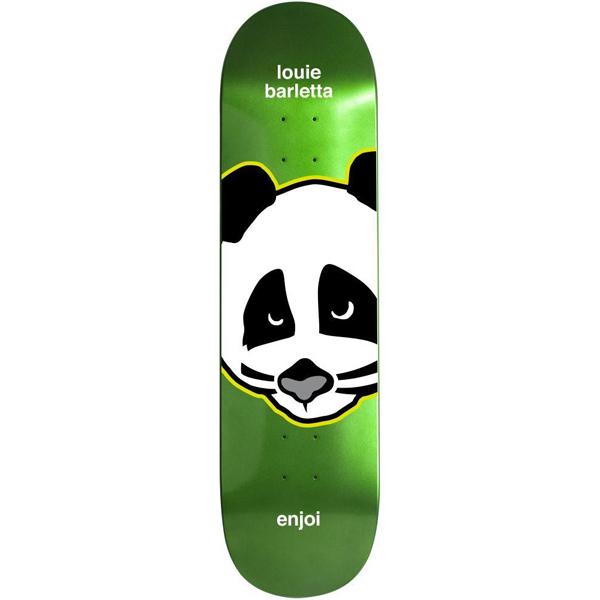 Enjoi 7.75 Barletta Kiss Metallic R7 Skateboard