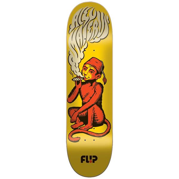 Flip 8.25 Majerus Weirdo Skateboard