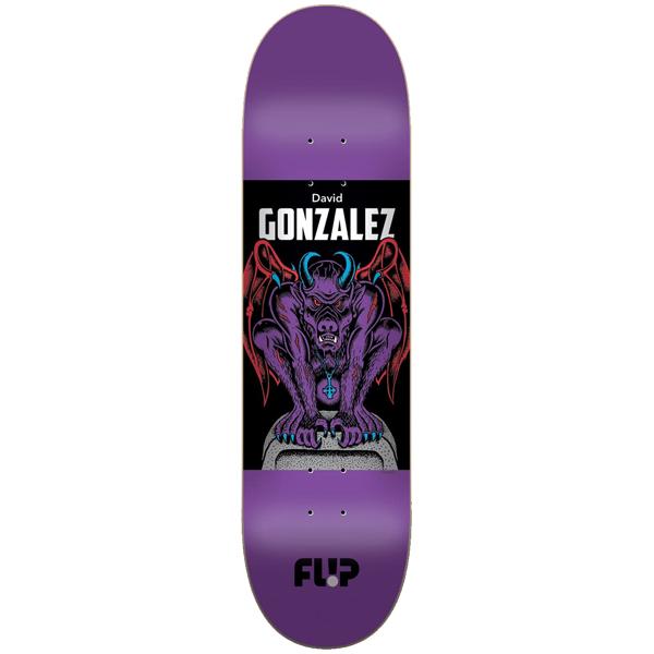 Flip 8.0 Gonzalez Gargoile Skateboard