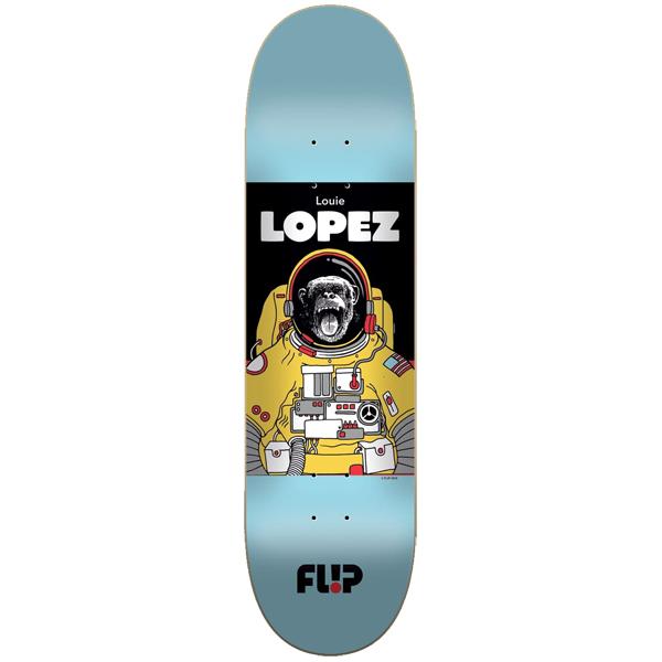 Flip 8.25 Lopez Space Monkey Skateboard