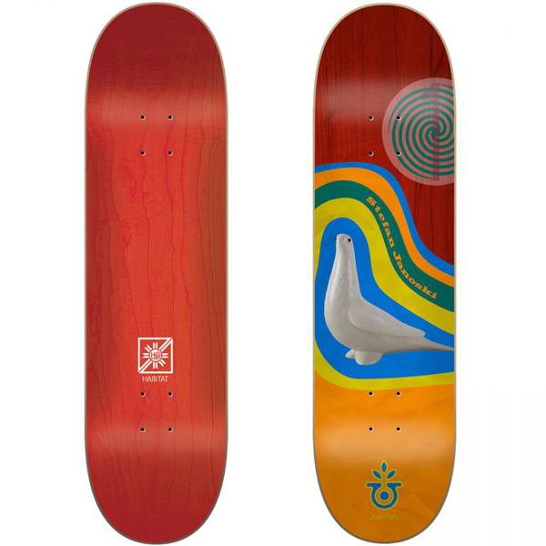 Habitat 8.25 Janoski Contour Skateboard
