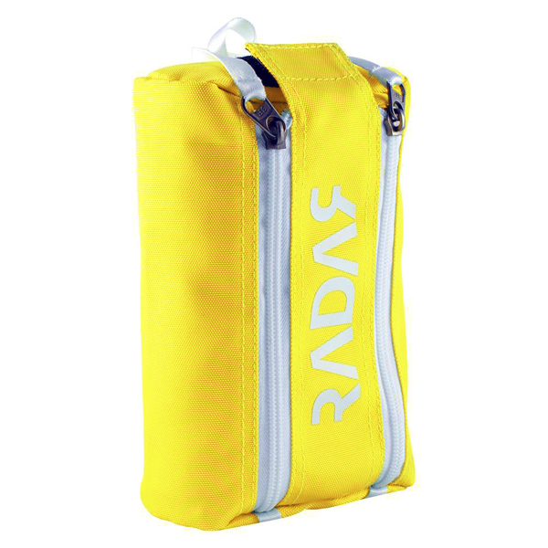 Radar Wheelie Bag Yellow