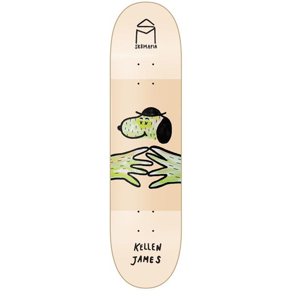 Sk8mafia 8.0 James LBxSM Skateboard