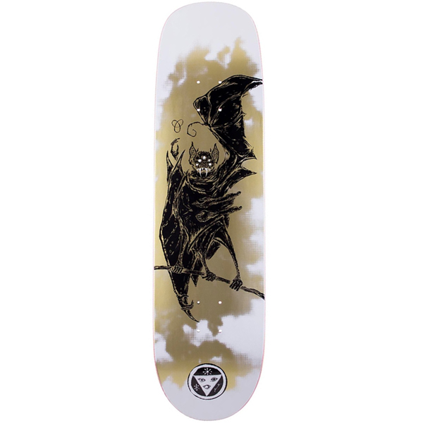 Welcome 8.38 Infinitely Batty On Son Of Planchette Skateboard