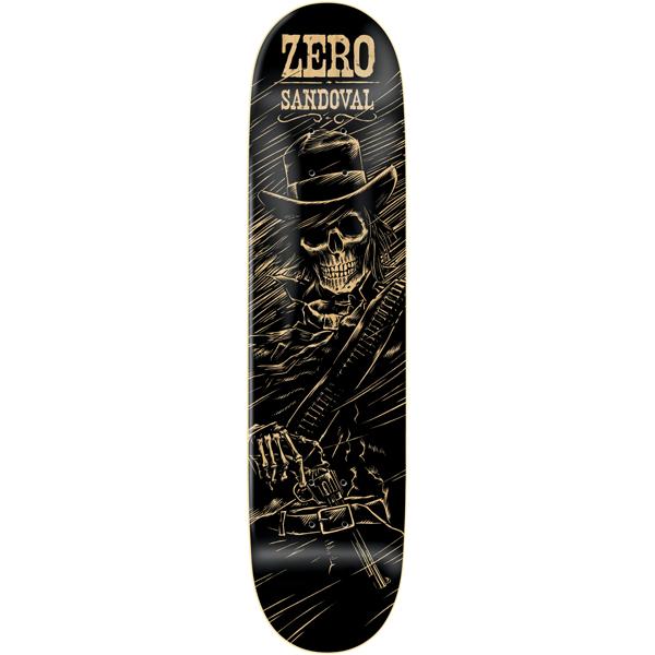 Zero 8.125 Sandoval Gunslinger Skateboard