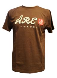 Åre Tee 1882, brun