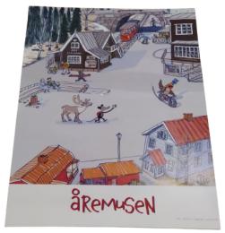 Åremusen - Torget - A3