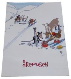 Åremusen - A4