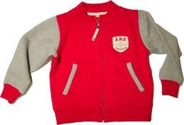 Åre Baseball jacket, Röd