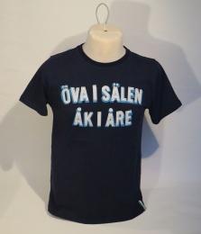 Öva i Sälen åk i Åre, marin