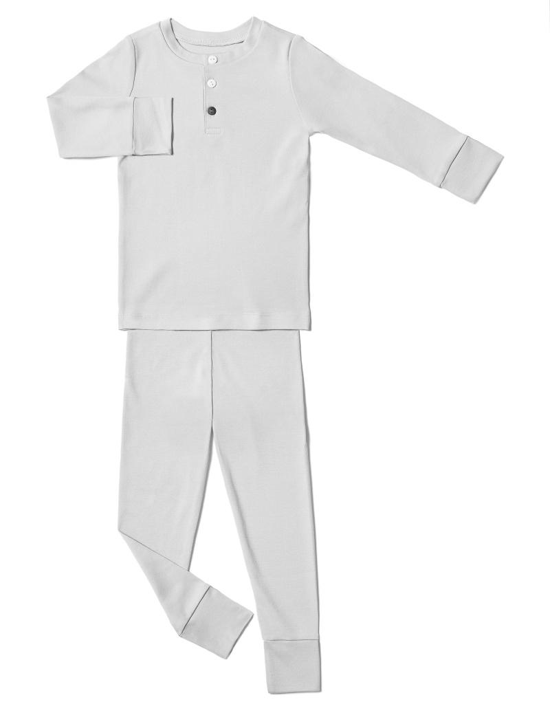Kids Pyjamas Top Perfect Grey minilove
