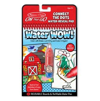 Water Wow du följer siffrorna för att få fram ett motiv