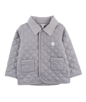 Quilted Jacket Grey