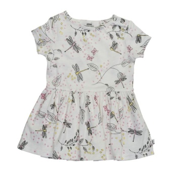 Yes Dress, Pastel dragonflies