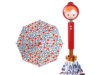 Paraply 'Rödluvan' Shinzi Katoh