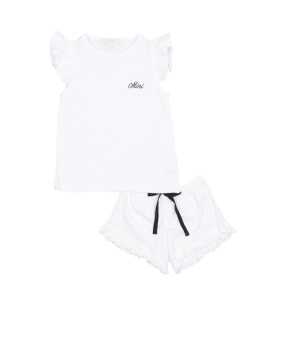 Mini livly girls set White/Mini