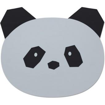 Bordsunderlägg Panda Grey