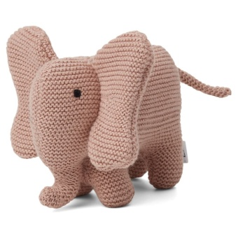 Liewood Dextor Knit Teddy Elephant Rose