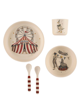 Matset Cirkus, 5 delar