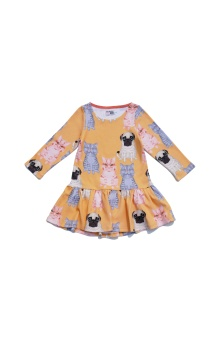 Dress Fat Cats + Pug Marigold