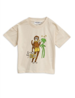 Cool monkey sp tee/Offwhite
