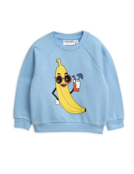 Banana sp sweatshirt -/ Light blue