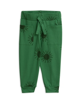 Sun aop trousers / Green