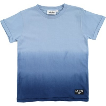 Ragnij T-shirt Indigo Dip Dye