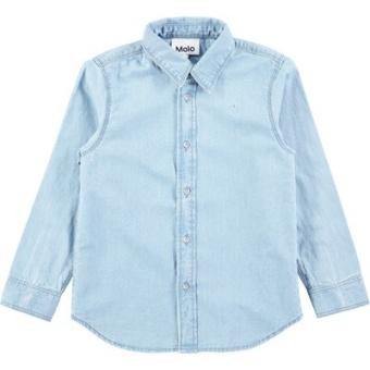 Rio Shirts Dusty Blue