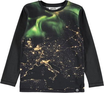 Rexol T-Shirt LS Earth Lights