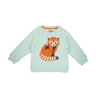 Sweatshirt Red Panda