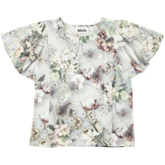 Rachel T-Shirt SS X-Ray Bloom