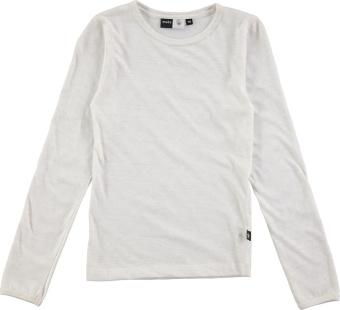 Ramona Snow Melange Långärmad T-Shirt