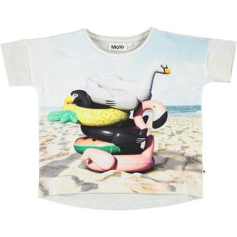 Raeesa T-Shirt Beach Animals