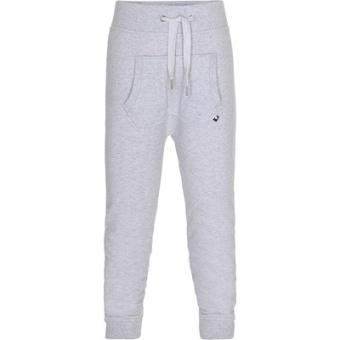 Aliki Pants Light Grey Melange