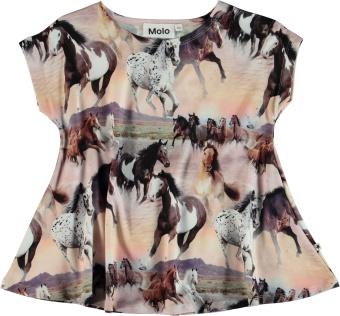 Riva T-Shirt Wild Horses