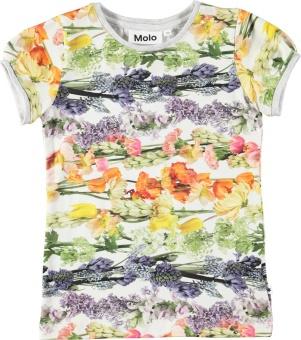 Rimona T-Shirt Rainbow Bloom